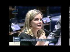 Aloysio debate a mandioca que levamos de Dilma e Lula - Bate-boca senato...