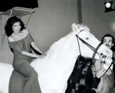 Riding into Studio 54 on a white horse for your 30th birthday... I only have four months to pull this together