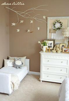 Dear Lillie: Lorelei's Toddler Bed - Part 1