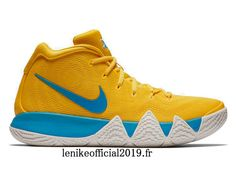 Nike Kyrie 4 Kix Special Cereal Box Package BV0425-700 Chaussure de Basketball Pas Cher Pour Homme