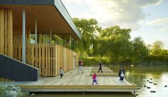 Chinguacousy Park Redevelopment, Brampton, 2012 - MacLennan Jaunkalns Miller Architects