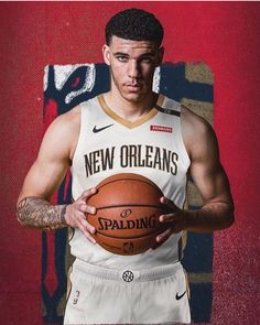 Ya'll liking the vibe? Basketball Leagues, Basketball Players, Supreme Iphone Wallpaper, Diana Dors, New Orleans Pelicans, Mikey, Sports Wallpapers, Celebs, Celebrities