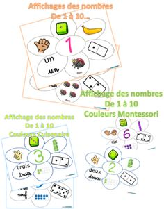 Fleurs des nombres-affichage French Teaching Resources, Teaching French, Math Resources, Activities For Kids, Shapes For Kids, Classroom Organisation, Classroom Ideas, Math Numbers, Math Skills
