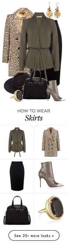 """""""Untitled #2016"""" by anfernee-131 on Polyvore featuring Carven, Alexander McQueen, Isabel Marant, Etro, rag & bone, Furla, Christian Louboutin, women's clothing, women's fashion and women"""