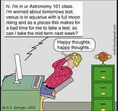 """400 years ago some astronomers were still astrologers. But today astronomy is a physical science.    (Credit: G.S. Springer) Mona Evans, """"ABC of Astronomy - A Is for Astronomy"""" http://www.bellaonline.com/articles/art300799.asp"""
