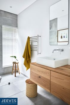 Our range of heated towel rails goes down to the smallest Classic H measuring 460 x 400mm which warms & dries a large both towel - for best results damp towels must be folded up twice. Pictured is the Classic Eight measuring just 590 x 520mm which will warm & dry two towels.. #jeevesheatedtowelrails #heatedtowelrails #bathroomdesign #towelwarmers #interiordesign #interior #bathroom #homedecor #bathroomdecor #bathroomheating