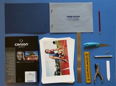Great resource on how to make a fantastic printed portfolio.