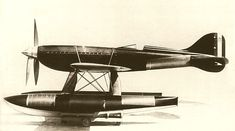 https://flic.kr/p/a3atv5 | Macchi M.C.72 side