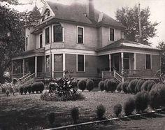 Osage City KS Buenger Family House