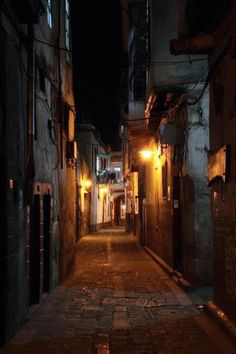 Damascus Old Town Streets