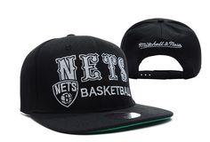 NBA Brooklyn Nets Snapback Hat (19) , for sale online  $5.9 - www.hatsmalls.com