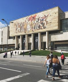 RAD AND HUNGRY: National Historical Museum of Albania