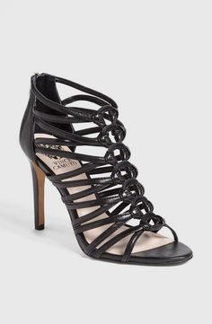 Nordstrom  Vince Camuto 'Ombra' Nappa Leather Sandal