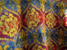 Scottish color work a la Alice Starmore