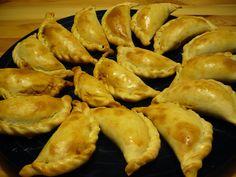 A közös konyha(kert): Empanada