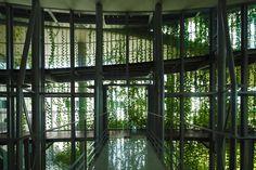 Factory on the Earth / Ryuichi Ashizawa Architect & Associates