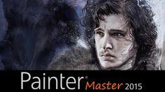 Jon Snow: Game of Thrones by chickenhead Fire Book, Corel Painter, Game Of Thrones Art, Hbo Series, Painting People, Art Tutorials, Jon Snow, Fan Art, Kit Harington