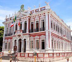 Palácio Paranaguá.