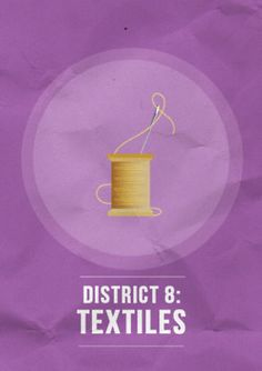 District 8 The Hunger Games