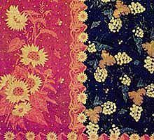 Indonesia: Batik Pekalongan design.  from Discover Indonesia