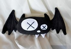 Dead Bat Plush - (inspiration)