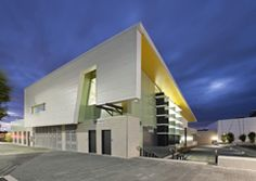 Gungahlin College Library CIT Learning Centre and Town Park - Australian Institute of Architects