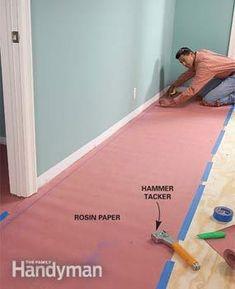 Install Prefinished Wood Flooring | The Family Handyman