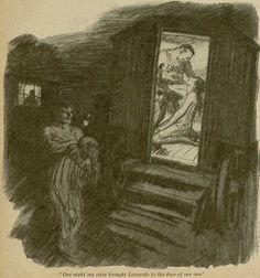 Sherlock Holmes The Veiled Lodger One night my cries brought Leonardo to the door of our van