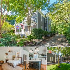 Back on the market! 614 Rosalia in Grant Park is a beautiful 4 bed, 3 bath home fully renovated by a couple featured in the AJC for their amazing work Trek Deck, Atlanta Zoo, Viking Appliances, High End Kitchens, Grant Park, Fenced In Yard, Old City, Park City, Victorian Fashion