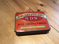 Godfrey phillips Tobacco Tin. Vintage.