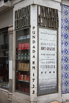 This is the oldest bookstore in the world, where many of the most famous poets and writers of Portugal use to hang out!pt/en/oldest-bookstore-world-bertrand-chiado/ Shop Around, Old Things, 1, Portugal, World, Authors, Writers, Book Shops, Libraries