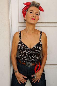 Mara West, Vintage Beauty - Advanced Style