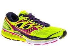 Best Stability Show: Saucony Iso-Series Hurricane