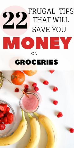 Save money on groceries with my 22 frugal living tips. Stick to your food budget. - Save money on groceries with my 22 frugal living tips. Stick to your food budget and save money whi - Budget Meal Planning, Cooking On A Budget, Food Budget, Easy Budget, Money Saving Meals, Save Money On Groceries, Groceries Budget, Save Money On Food, Money Budget