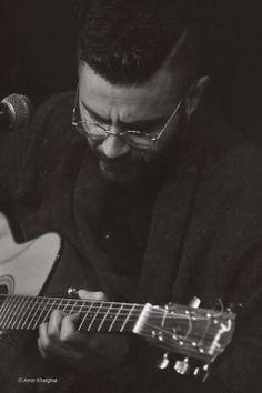 Shahin Najafi - photo by Amin Khelghat - Heidelberg 26.01.14