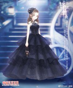 他的热门内容 Anime Girl Cute, Beautiful Anime Girl, Anime Art Girl, Anime Princess, Princess Girl, Dress Drawing, Drawing Clothes, Character Outfits, Character Art