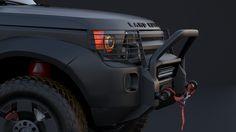 "Land Rover Discovery 5 SVX. ""Злобный карась"". — бортжурнал Land Rover Discovery 3 HSE Краснокожий 2006 года на DRIVE2"