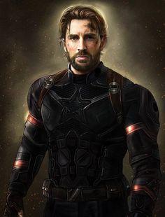 O Capitão de Guerra Infinita.