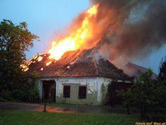 wax.AT - Das Portal für Feuerwehr und Rettungsdienst - Dachstuhlbrand ...
