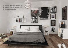zestaw mebli do sypialni Maleo 4Z
