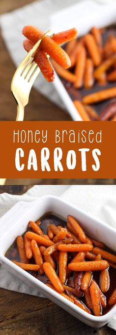 Business Cookware Ought To Be Sturdy And Sensible Delicious Honey Braised Carrots Perfect For A Side Dish Side Dish Recipes, Vegetable Recipes, Top Recipes, Recipies, Easy Recipes, Braised Carrots, Cooking Recipes, Healthy Recipes, Delicious Recipes