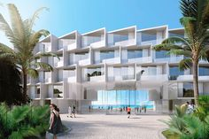 Gallery of Architects of Invention's CORAL Hotel Design Utilizes Biomimicry to Resemble Coral in Seychelles - 4