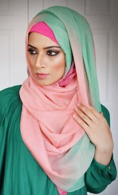 Latest Summer Hijab Trends & Fashion 2016-2017 (16)