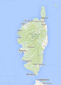 Day Hikes and Shorter Walks around Corsica   Corsica.forHikers.com