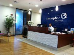 financial office lobby william schmid ameriprise financial advisor