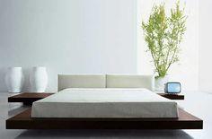 Bedroom (focus: Bed frame)
