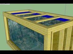 DIY 700gal aquarium design plans !!!