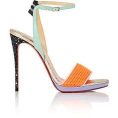 Discoport Ankle-Strap Sandals