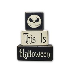 Nightmare Before Christmas Decor- Jack Skellington - nightmare before christmas - wood sign by AppleJackDesign on Etsy https://www.etsy.com/listing/471675233/nightmare-before-christmas-decor-jack