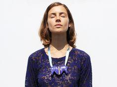 Marion Vidal - Gaillardine Necklace